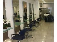 Hair salon chairs to rent. Very flexible. Days, half days, any day. Central Location in Windsor.