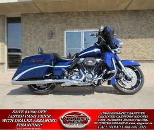 2010 Harley-Davidson FLHXSE CVO Street Glide Touring LOCAL TRADE