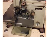 Brother MA4-B551 5Thread Overlocker Industrial Sewing Machine