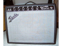 Fender Princeton Reverb '65 Re-Issue Classic Tube amp