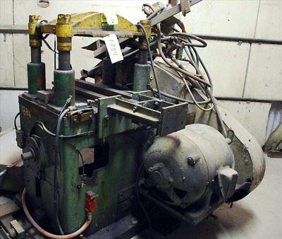 Alpha P-40 4-post Cut-off Press B24689