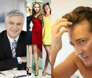 Men & Women, human hair, wigs, toupee, hair piece, hair system, hair extensions, tape ins, clip in, fusion, weave