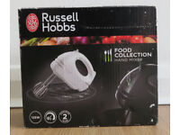Russell Hobbs - Food Collection - Hand Mixer - White