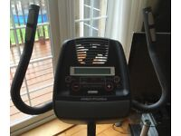 Like new Exercise Bike - Pro-Form 245 ZLX cost £250 for £125 iPod compatible sturdy and comfortable