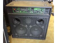 CLASSIC TRACE ELLIOT GP7SM 200 (7210 HSM) 2 X 10 INCH BASS COMBO. LOUD AND PUNCHY.