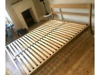 Habitat Tatsuma king size wooden bed frame