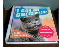 i can has cheezburger cat book