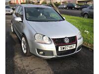 2007 Volkswagen Golf GTI For Sale Or Swap