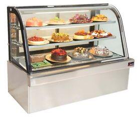 Display fridges used