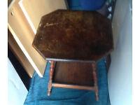 antique coffee table retro vintage