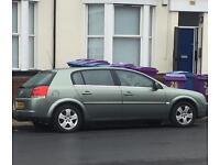 Vauxhall Signum Elegance 2.0 16v 5dr 12 Months Mot