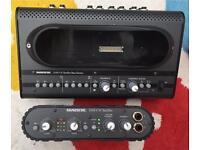 Mackie Onyx satellite FireWire audio interface soundcard