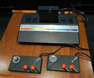 Rare Atari 2600 Console + Controller + Rare 32 in 1 Game Hope Valley Tea Tree Gully Area Preview