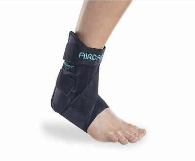 Aircast AirSport Ankle Support Brace Left Foot Medium Unisex Sport Rehab NEW NIB