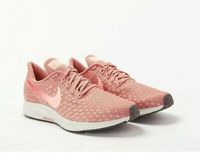Nike Air Zoom Pegasus 35 Women's Ladies Running Trainers UK 2.5 pink