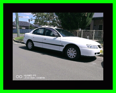 2003 Holden Commodore mechanically A1  $1800