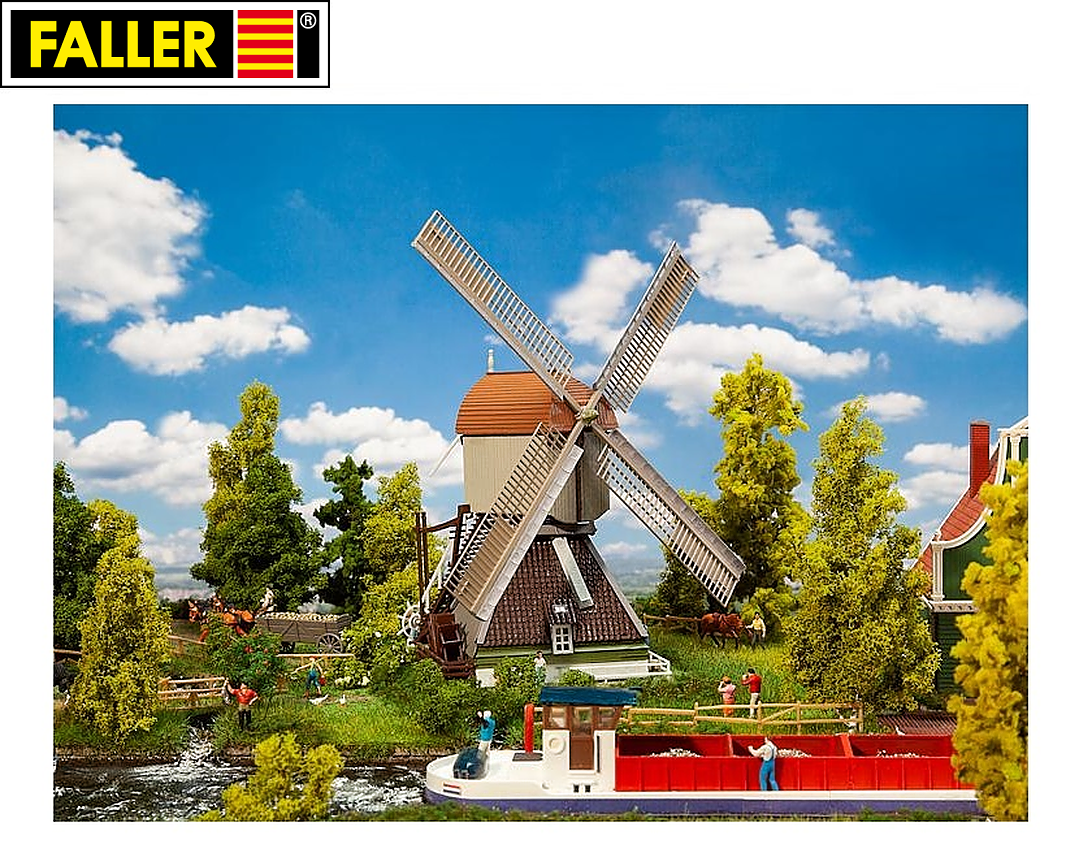 Faller H0 131388 Windmill - New+Boxed