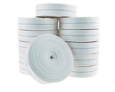 24 Rolls Strong Webbing Removal Van Straps Tie down Furniture Upholstery 24 Roll