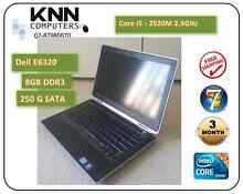 Dell Latitude E6320 Core i5 2520M 2.5GHz 8GB RAM 240GB SATA Win 7 West Hoxton Liverpool Area Preview