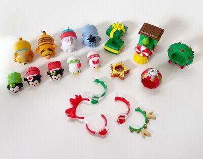 Disney Tsum Tsum Christmas Advent Calendar Figures Replacement Pieces Lot Of 20