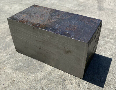 4 14 Thickness 4130 Normalized Steel Flat Bar - 4.25 X 8.375 X 4.25 Length
