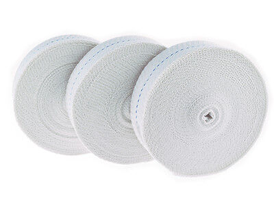 3 Roll Webbing Removal Strap Tie down furniture. 20M each roll