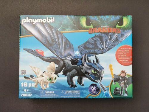 Playmobil Dragon Ohnezahn und Hicks mit Babydrachen 70037, Drache, neu , ovp.