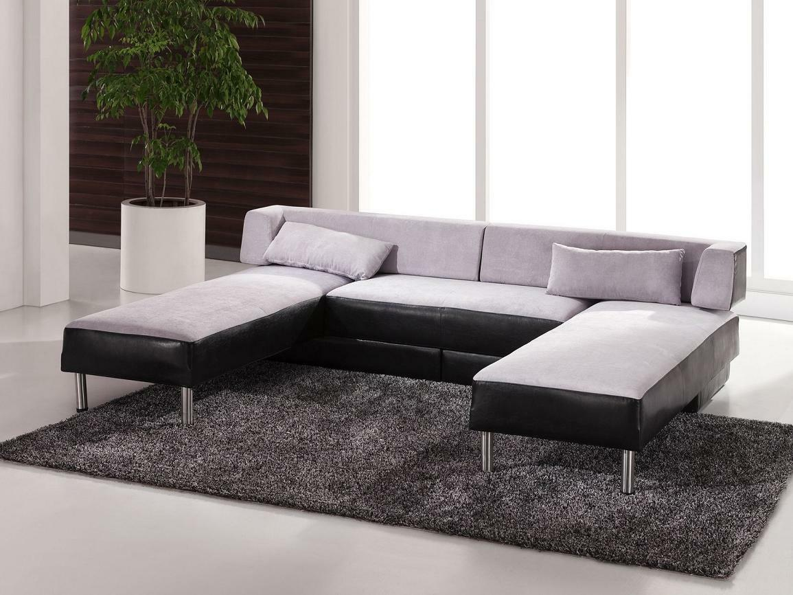 design schlaf ecksofa bett sofa schlafgarnitur couch. Black Bedroom Furniture Sets. Home Design Ideas