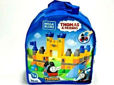 Mega Blocks Thomas And Friends 70 Piece Set Sodor Adventures Multicolor