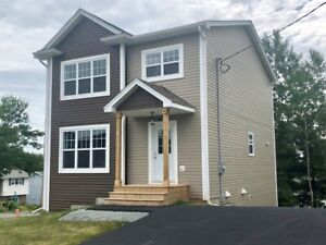 Brand New Family Home in Middle Sackville!