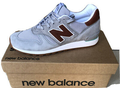 New Balance M670GTW Men's Trainers Casual Running Shoes Classics UK 10 EU44 BNIB