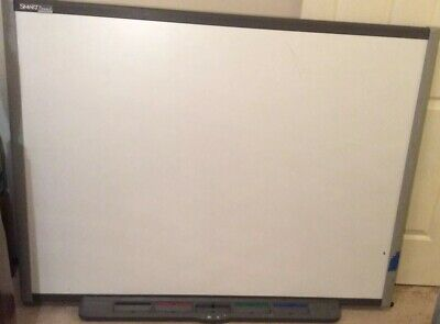 Smart Sb660 64 Smartboard Interactive White Board. Wtray. No Pen.