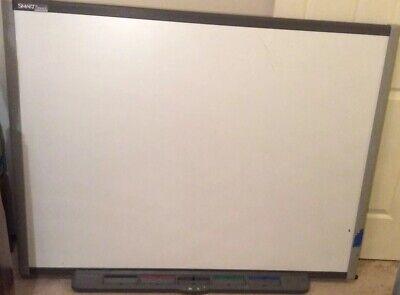 Smart Sb660 64 Smartboard Interactive White Board. Wtray. No Pen.