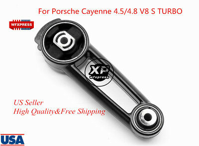 Engine Torque Damper Torsion Rod Mount for Porsche Cayenne 4.5 4.8 V8 S -