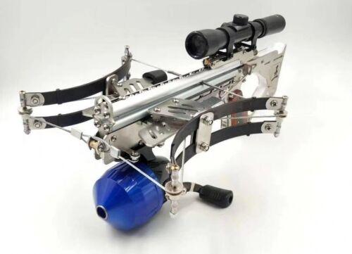 Mini Crossbow V26 Shooting Toy Full Stainless Steel Ball Magazine 2020 New Type