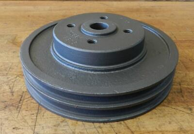 Clark Forklift Continental Engine Used Water Pump Pulley F400k451 5-58 Diameter