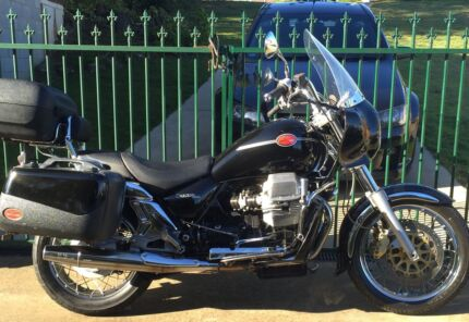 Moto Guzzi California Touring, rare model,may trade another road. Youngtown Launceston Area Preview