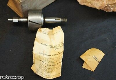 Nos Ih Farmall Cub Tractor C60 J4 Magneto Rotor Assembly Rare Part W Holder
