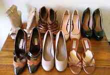 Bulk lot 7 pairs womens shoes sizes 5.5 to 9 Bronte Eastern Suburbs Preview