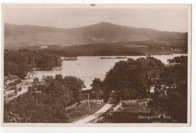 Glengarriff Bay Cork Ireland Vintage RP Postcard 782b