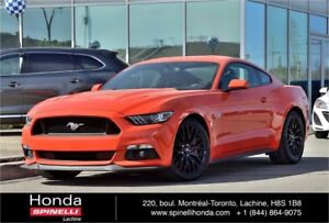 2016 Ford Mustang GT 5.0L PERFORMANCE PACKAGE RECARO SEATS
