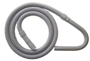 replace drain hose washing machine