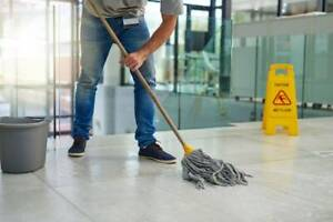 Cleaner required for Night Shift