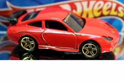 1998 Hot Wheels Avon Park 'N Plates Porsche 911 GT3 Cup