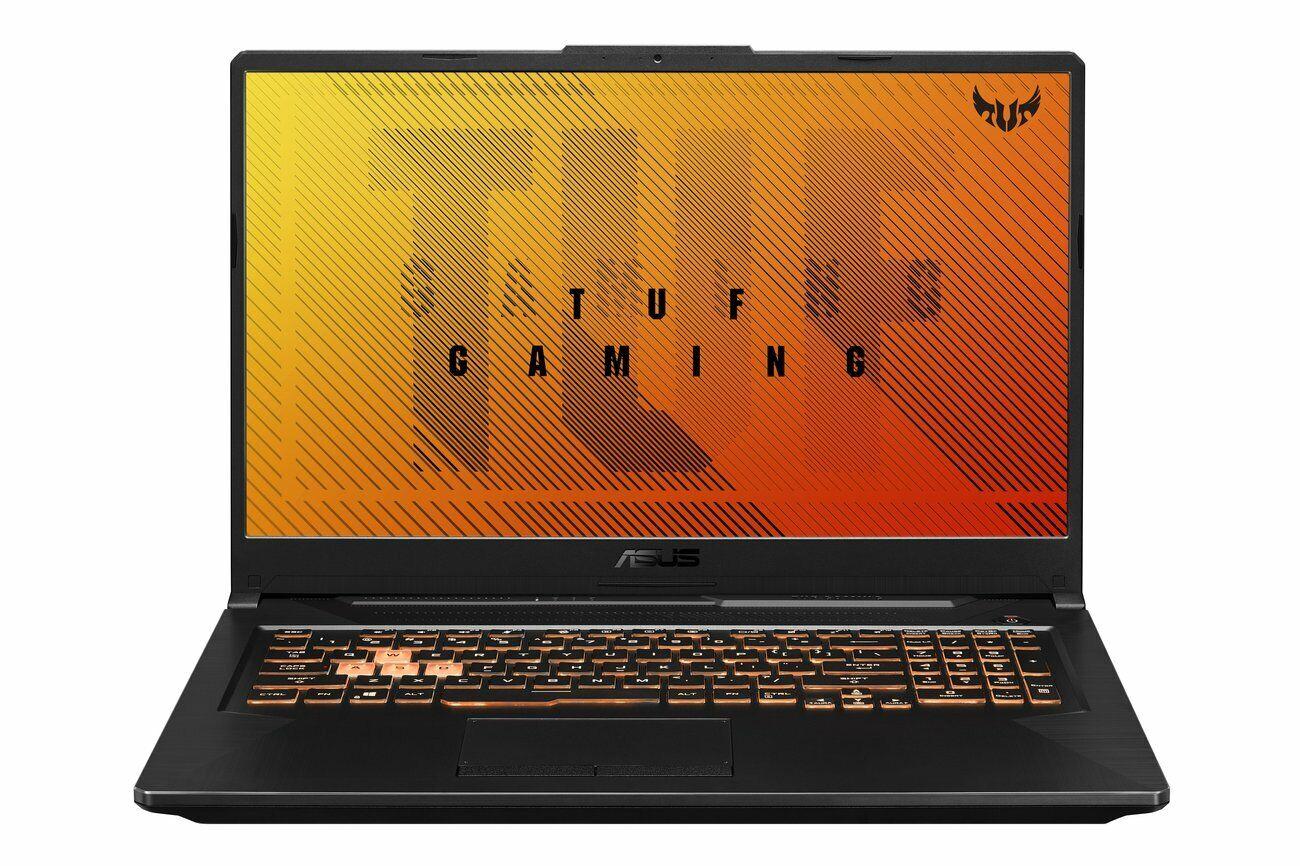 """PORTATIL ASUS FA706II-H7071T RYZEN 7 4800H 16G DDR4 1650Ti SSD 1TB 17"""" 120Hz W10"""