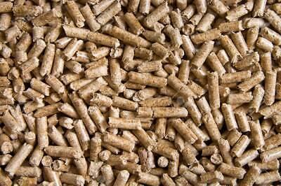 Hardwood Oak Pellets Sawdust for Wood-loving Mushrooms Growing 10kg