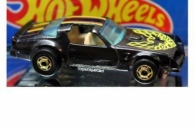 1978 Hot Wheels #32 Flying Colors Hot Bird 1977 Pontiac Trans Am Hong Kong base