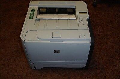 HP LaserJet P2055DN Workgroup Laser USB Printer w/Toner w/Duplexer Low Pages ()