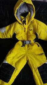 Children's Ski Suit/Snow Suit