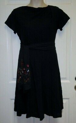 Fifties Dresses Plus Size (VTG 50's lane Bryant Black Dress Rockabilly Tea Ruched Bust Plus size)